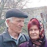 Надія та Петро МАХОНЮК