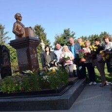 На Горохівщині вшанували пам'ять автора волинського гімну «Волинь моя»