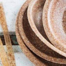 Еко-посуд з висівок уже в Україні (Фото)