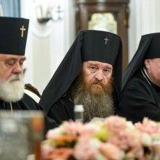 Єпископ Матфей  став священноархімандритом чоловічого монастиря на Волині