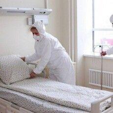 На Волині зайнятість ковід-ліжок уже більша, ніж в середньому по Україні