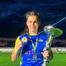 Дівчина з волинського села стала чемпіонкою Європи з регбі