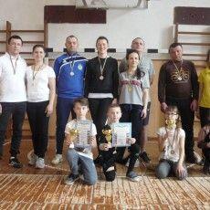 У школі Камінь-Каширська пройшов міський фестиваль «Тато, мама, я – спортивна сім'я»