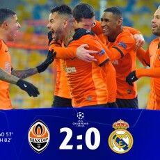 Зідан пояснив, що зламало «Реал» у матчі з «Шахтарем» (Відео, коментарі)
