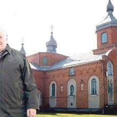 Будівничий храму на Волині відійшов уВічність