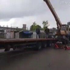 У Луцьку примусово демонтують ринок
