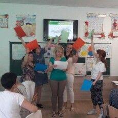 У Ковелі тривають навчання вчителів «Нової української школи»