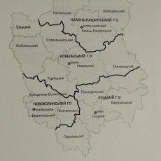 Малиновський відстоює 4 райони на Волині (карта)