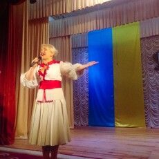 На 80-річчя Камінь-Каширського району приїхала Оксана Пекун (Фото)