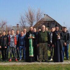 Маневиччан провели в армію