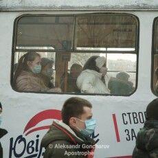 У Луцьку маршрутні таксі ввечері залишають дітей на зупинках, бо немає місць