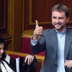 Ірину Луценко у Верховній Раді замінить Володимир В'ятрович