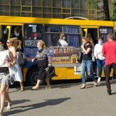 У Луцьку не виїхали на маршрути 70 міських автобусів