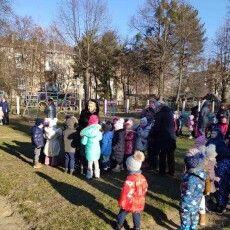 З Луцького дитсадка евакуювали дітей