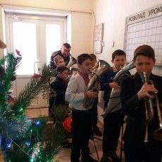 Малеча Заболоттівської ОТГ зробила мешканцям громади різдвяний подарунок