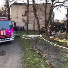 У центрі Луцька – пожежа: загинуло троє людей (Фото)