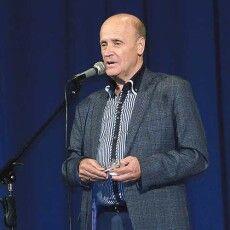 Михайло Слабошпицький у Луцьку:  «Добра книга— міна уповільненої дії, івона колись спрацює» (Відео)
