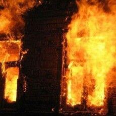 На Волині у вогні згорів 42-річний чоловік