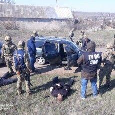 Підполковника СБУ з Волині затримали за фінансування тероризму в особливо великих розмірах