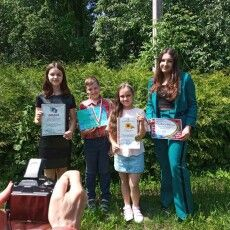 Юні волиняни - переможці міжнародного конкурсу «Україна єднає світ»