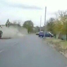 Жінка, яку збив «Мерседес» у Володимирі-Волинському, померла
