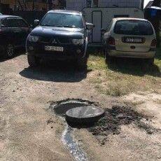 Відпочинок під загрозою: нечистоти з каналізації можуть потрапити в озеро Світязь (Фото)