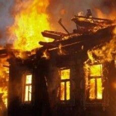 У Торчині на Волині у пожежі згоріло двоє людей