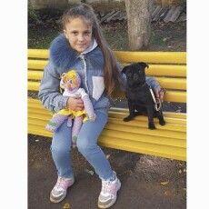Зайки, киці, єдинорожки 10-річної українки мандрують світом ірятують людей