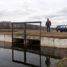 На Ковельщині перевіряють меліоративні канали