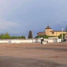 Замкова площа стане окрасою Луцька