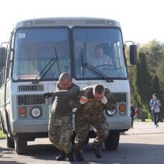 У Володимирі-Волинському змагались козаки