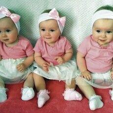 І ось такі три волинські принцеси ростуть без тата