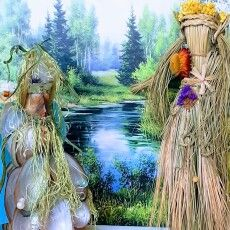 Викладачка української мови з Норвегії ініціювала створення фільму «Лісова пісня» в ляльках», а волинянка – озвучила його (Відео)