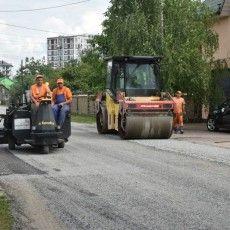 Найдовша вулиця приватного сектору Луцька отримає нове дорожнє покриття