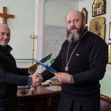 У Луцькому сізо священники зміцнюватимуть духовні засади затриманих (Фото)
