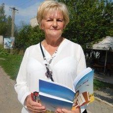 Уродженка Волині повезла додому в Англію збірку пісень «Волинь моя»