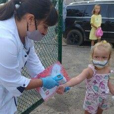 Попри «червону» зону, дитсадки у Луцьку працюють (Відео)