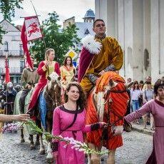 Сьогодні  лучани зможуть «потрапити» у середньовіччя