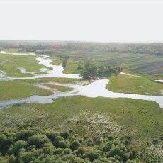 Волинський археолог знайшов забуту річку на Поліссі