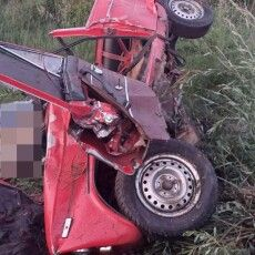 Двоє чоловіків загинуло, один – в лікарні: у Луцькому районі сталася жахлива автоаварія