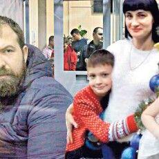 Молотком забив до смерті  свою матір, колишню дружину,  cемилітнього сина і трирічну  доньку…