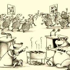 «Щоб зробити з українців ворогів, не потрібно й москалів!»