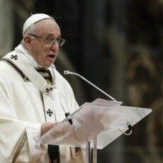 Навіть Папа Франциск закликав молитися за Україну напередодні сьогоднішньої нормандської зустрічі