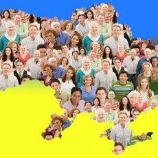 Населення України за рік скоротилось більше за таке місто, як Луцьк