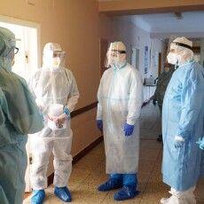 Коронавірус забрав учора життя 66 українців. Від ускладнень хвороби одна людина померла на Волині