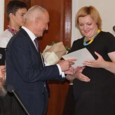 Волонтерка із Володимира отримала нагороду Президента (Фото)