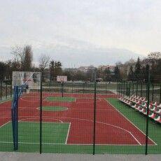 До кінця року у Ковелі відкриють ще один мультифункціональний спортивний майданчик