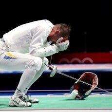 У 37 років вперше поїхав на Олімпіаду і виграв для України «бронзу»