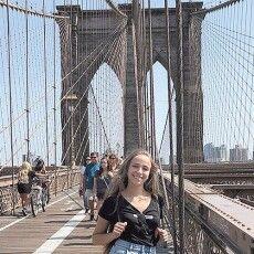 Лучанка, яка планує стати дизайнером комп'ютерних ігор, розповіла про навчання у США