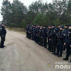 Мешканці Ратнівщини влаштували ДТП і побили поліцейських